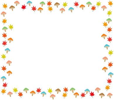 가을 _ 낙엽 배경