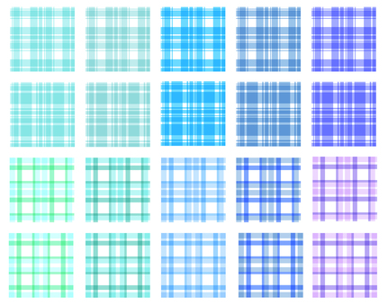 Check pattern blue 02