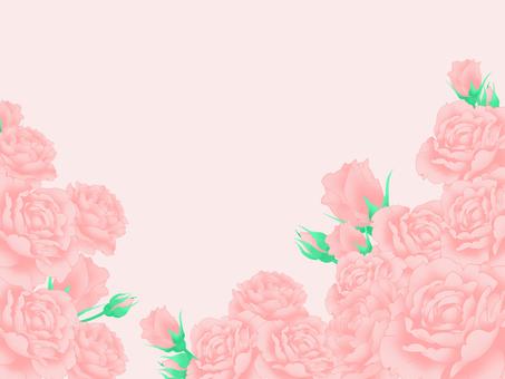 Rose wallpaper (pink)