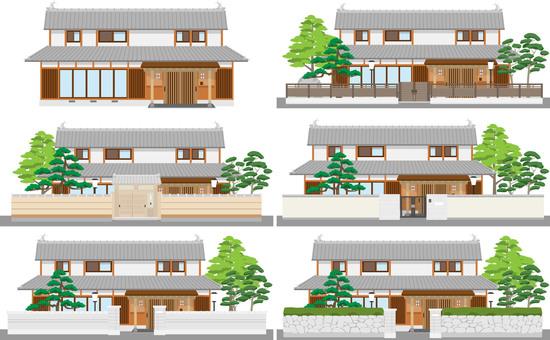 Japanese house summary with mochi 7
