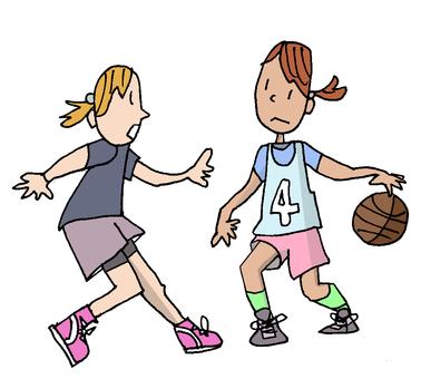 Basketball ①