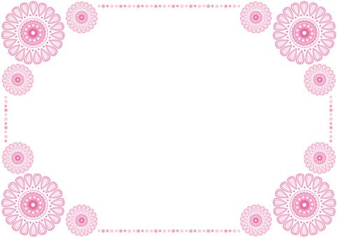 Frame - Pretty Hua - Pink