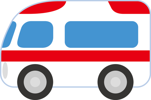 Simple ambulance