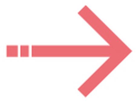 Single line arrow _ Sakura