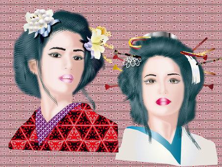 日本發女人19