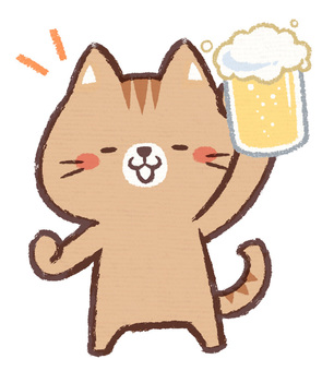 Cheers cat
