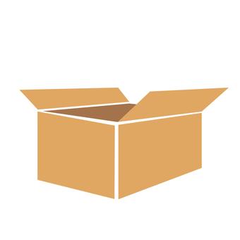 Cardboard box (opening)