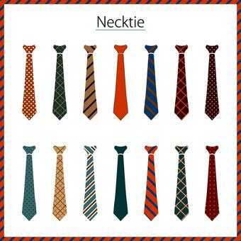 Tie set 3