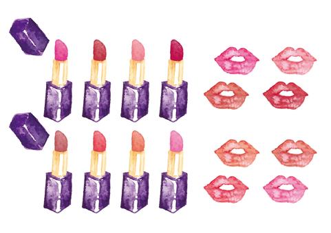 """""""Watercolor Wind"""" lipstick"""