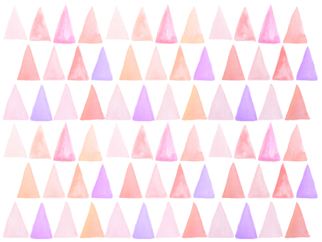 Pink triangle background