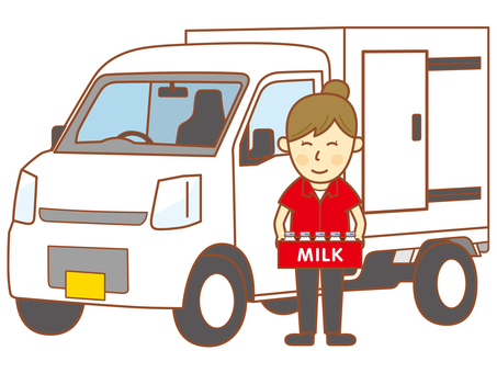 Milk delivery - 6