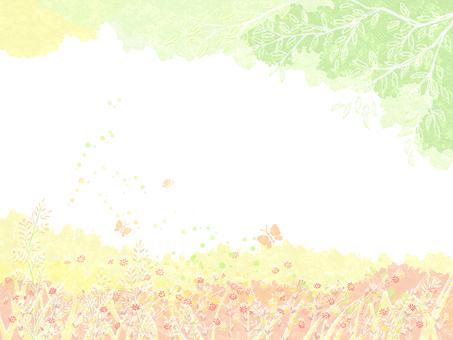 Spring landscape 13