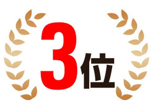 Ranking 3rd