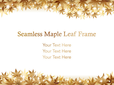 Autumn frame 13