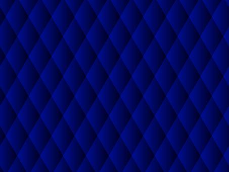 Pattern blue diamond