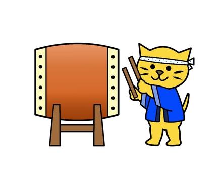 북 고양이 칼라