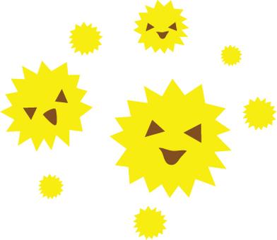 Cedar pollen (virus) 2