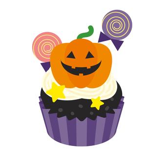 萬聖節糖果蛋糕2