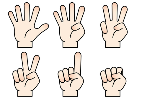 Hand finger icon 15