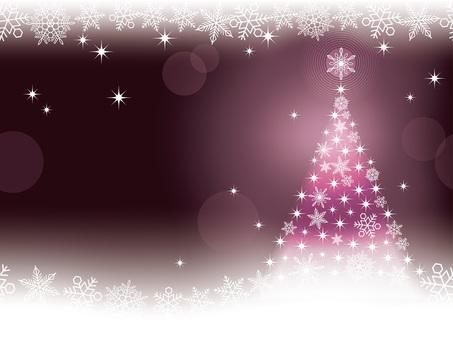 원활한 크리스마스 배경