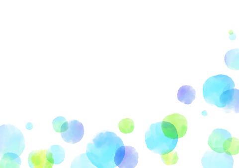 圓點框(rgb)