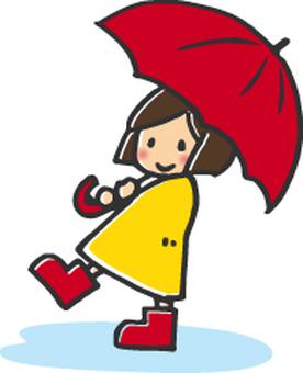 Rain / Girls