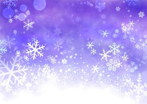 Clean winterscape 2