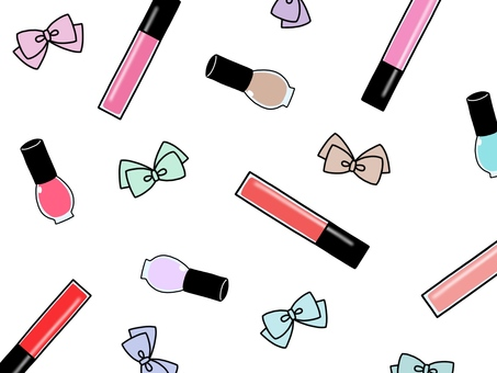 【Background material】 Cosmetics
