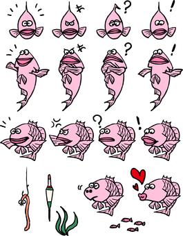 Fish character 2