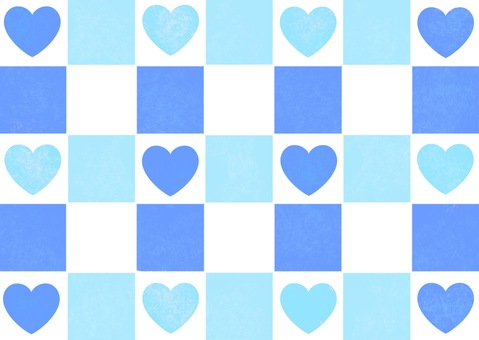 Blue and light blue checkered flag wallpaper