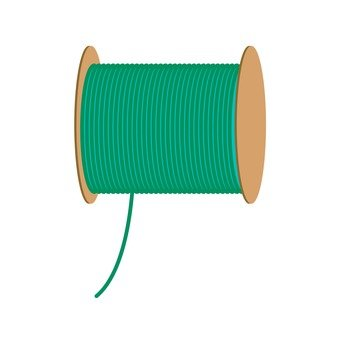 Climbing Equipment - Wrapped Rope