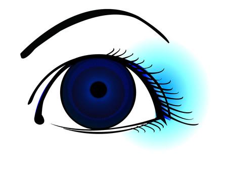 Eye Make (Blue Sauce)