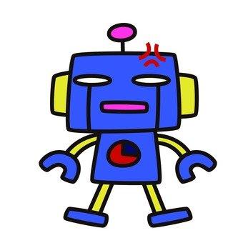 Angry robot 1