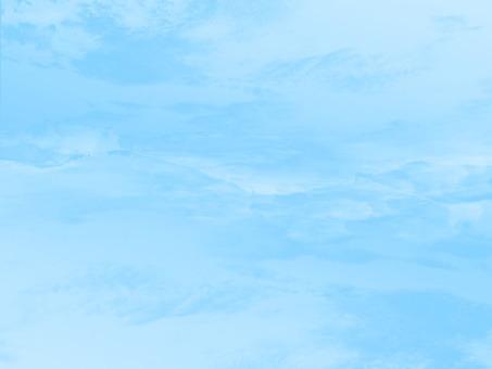 푸른 하늘 텍스처