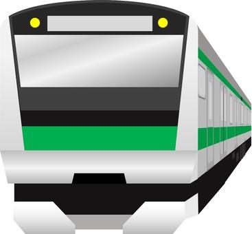 Train (Saikyo Line)