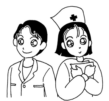 Hospital, nurse, doctor