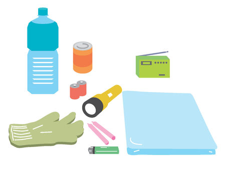 Emergency goods collection
