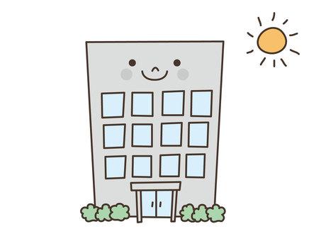 建物/ビル/キャラ