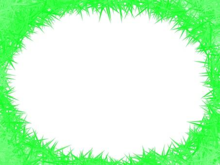 Grass frame 01