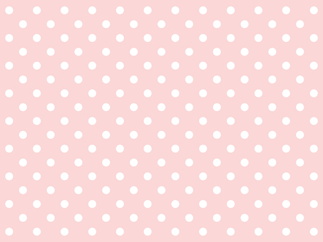 Dot Pattern Background Pale Pink