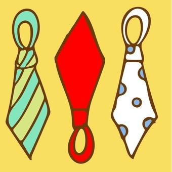 Tie ②
