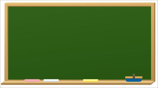 간단한 칠판 프레임