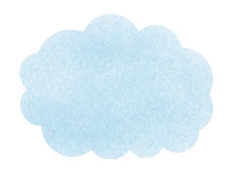 구름 프레임