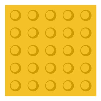 Punctiform block