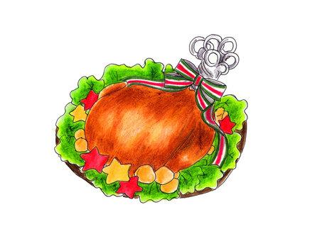 크리스마스 치킨