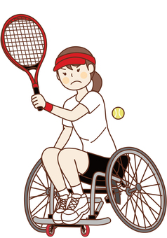 Wheelchair tennis at the Paralympic Games