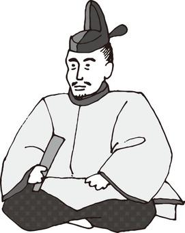 Warlords (Toyotomi Hideyoshi · monochrome)