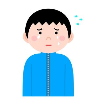 Male (crying)