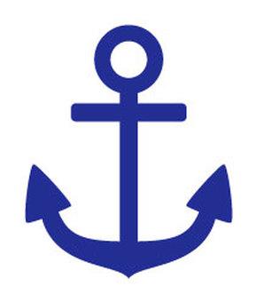 Anchor (marine material)