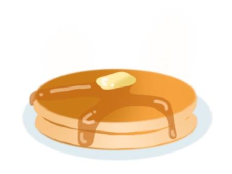3點小吃熱蛋糕